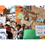 Climate Change Student Strike Queensland.